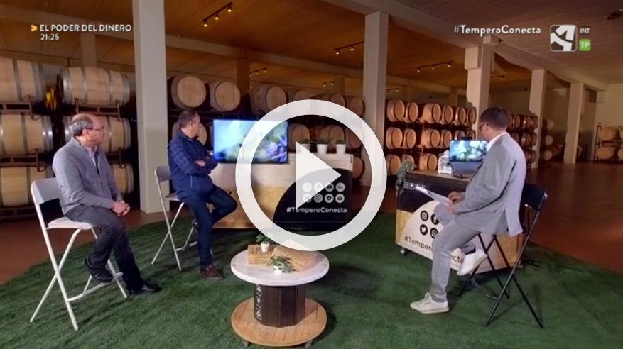 Bodegas Aragonesas Tempero AragónTV