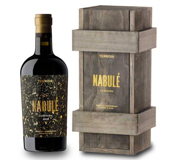 Botella de Nabulé