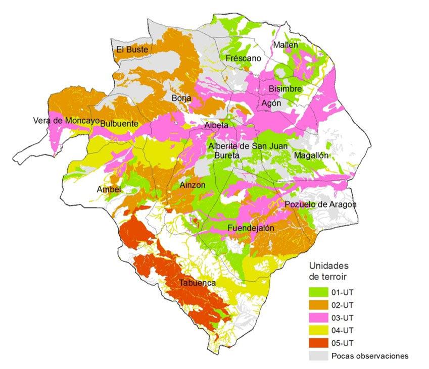 Mapa Nabulé Terroir