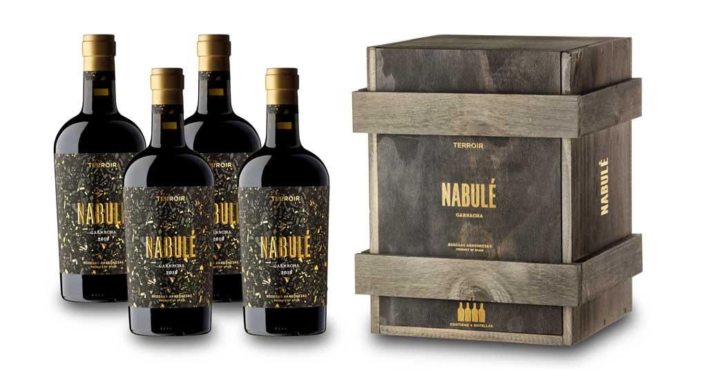 Pack de 4 botellas de Nabulé